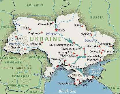 térkép ukrajna magyarország Elkészült a Tele Atlas Ukrajna térképe. | Navigálj Gyurcival! térkép ukrajna magyarország