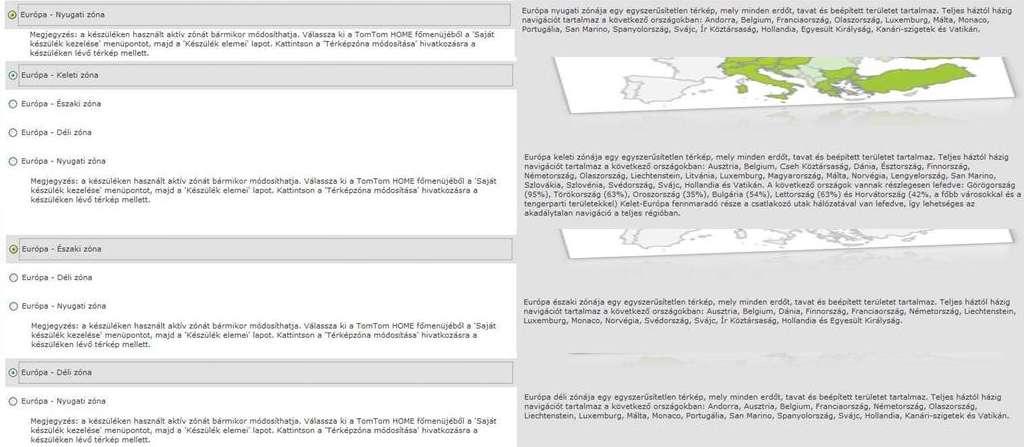 tomtom magyarország térkép Regionális térképek a TomTom tól | Navigálj Gyurcival! tomtom magyarország térkép