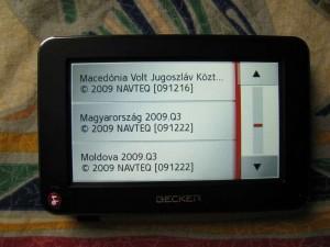 navteq magyarország térkép Becker 2010 Q1. Töltsd le. | Navigálj Gyurcival! navteq magyarország térkép