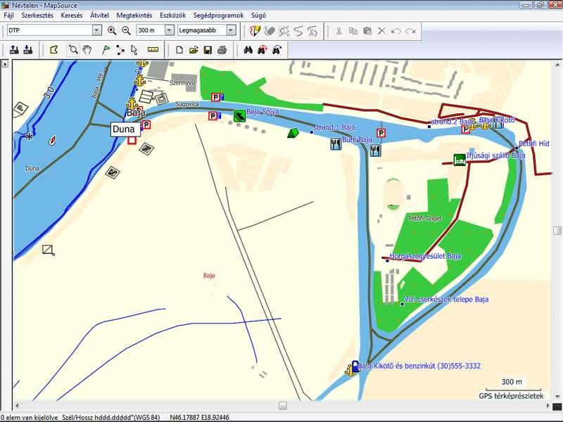 baja térkép letöltés Hajózás a Dunán. DTP Project | Navigálj Gyurcival! baja térkép letöltés