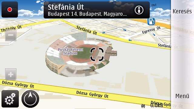 Ovi Maps 5800