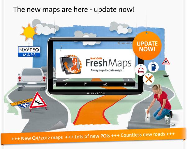 navteq magyarország térkép Megjelent a Navigon 2012 Q4 es térképfrissítés | Navigálj Gyurcival! navteq magyarország térkép