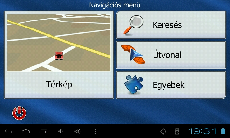 igo8 android magyarország térkép letöltés Navon Platinum Explorer 7 plusz Android iGO primo. Jogtisztán  igo8 android magyarország térkép letöltés