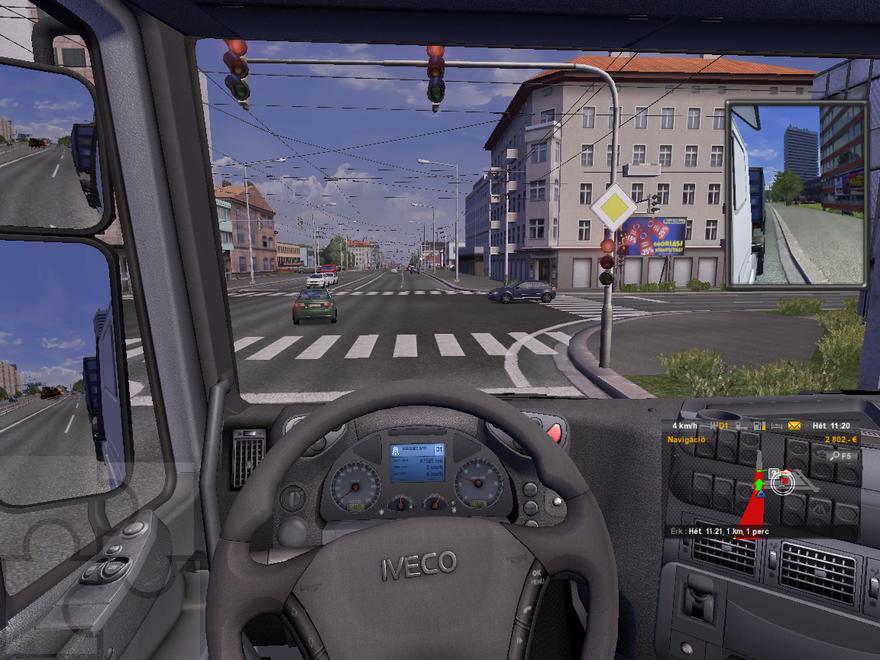 euro truck simulator 2 magyarország térkép Euro Truck Simulator 2. Újabb két ingyenes kiegészítő | Navigálj  euro truck simulator 2 magyarország térkép