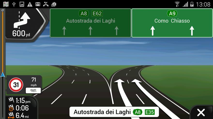offline térkép androidra Offline navigáció Olaszország térképével Androidra | Navigálj  offline térkép androidra