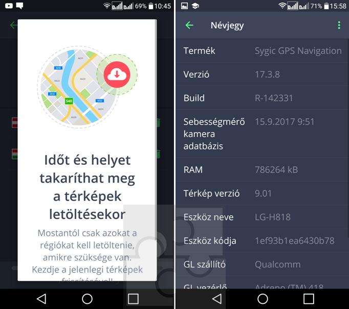 sygic magyarország térkép letöltés Újdonság a Sygic frissítésében – regionális térképek | Navigálj  sygic magyarország térkép letöltés