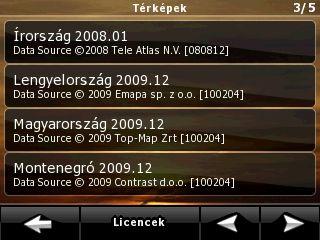 Igo8 Update Letoltheto A 2009 Q4 Es Terkep Navigalj Gyurcival