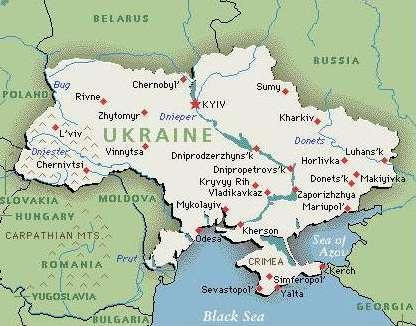 Elkeszult A Tele Atlas Ukrajna Terkepe Navigalj Gyurcival
