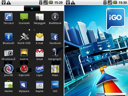 A Samsung Spica Es Az Ajandek Igo Navigalj Gyurcival
