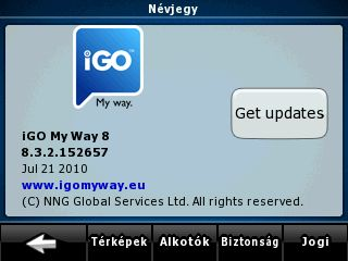 Letoltheto Az Igo8 2010 10 Es Terkepe Navigalj Gyurcival