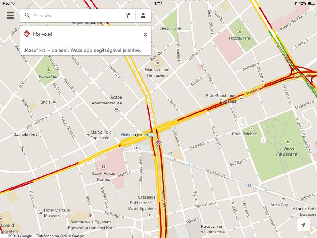 Google Terkep Jelmagyarazat Marlpoint