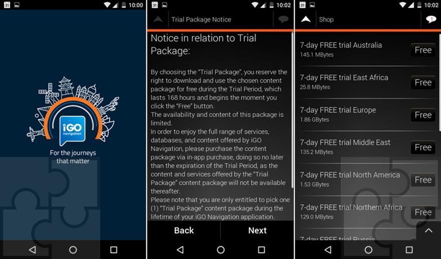 iGO Navigation - már Androidra legálisan   Navigálj Gyurcival!
